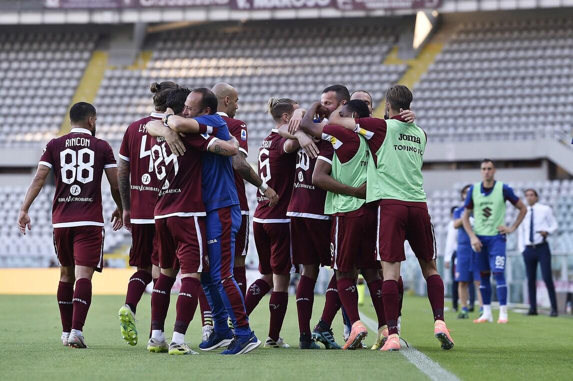 Festa Torino, che tris al Genoa