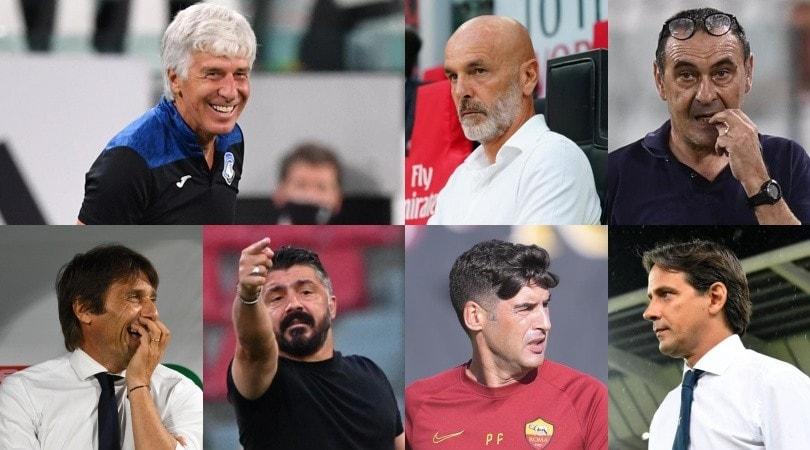 Serie A, la classifica dopo la ripartenza: vola l'Atalanta