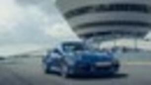 Nuova Porsche 911 Turbo: gli scatti