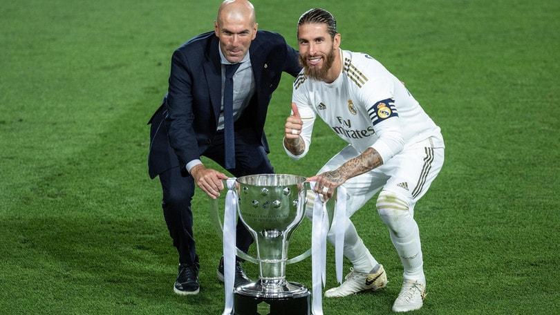 Real Madrid, Ramos: