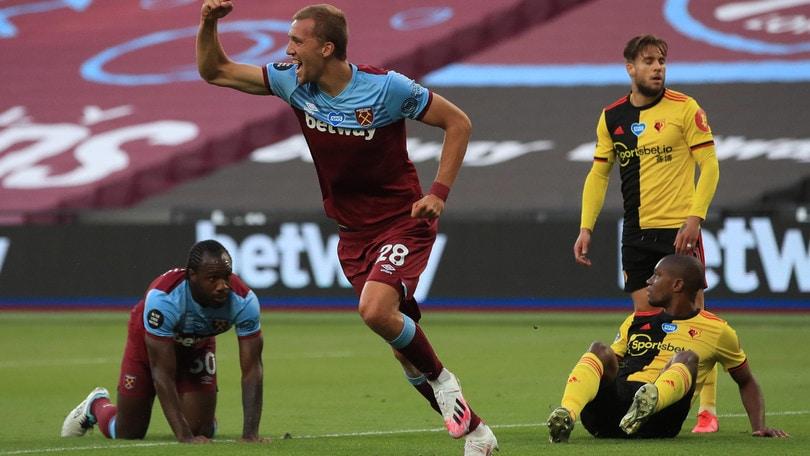 Il West Ham di Moyes e Ogbonna batte il Watford e vede la salvezza
