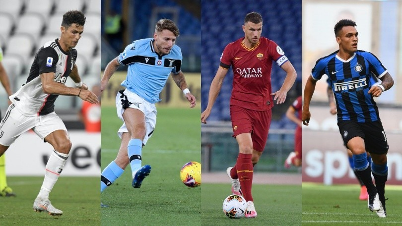 Serie A, tutte le probabili formazioni della 34ª giornata