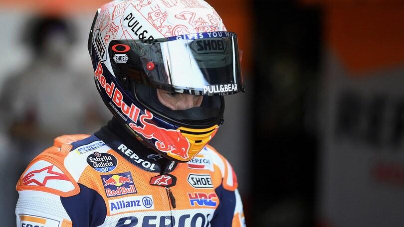 Gp Spagna, Marquez: