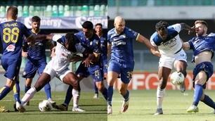Verona super aggressivo: Juric ingabbia l'Atalanta