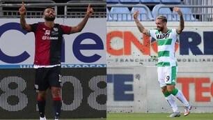 Joao Pedro risponde a Caputo: il Cagliari in 10 ferma il Sassuolo