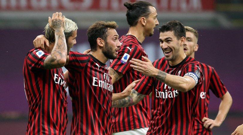 Milan-Bologna 5-1: Pioli non si ferma e punta la Roma, Ibra si arrabbia -  Corriere dello Sport