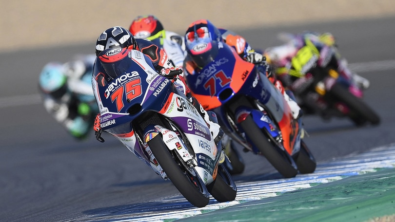 Moto3, Gp Spagna: bis Arenas a Jerez, Arbolino terzo