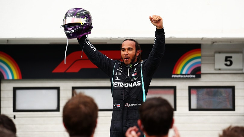 Gp Ungheria: Hamilton domina e vince, Vettel 6° e Leclerc 11°