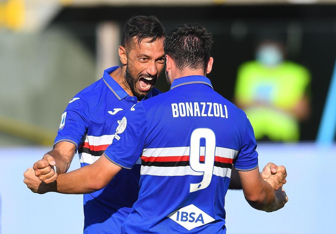 Samp, che rimonta! Quagliarella show e il Parma crolla: da 2-0 a 2-3