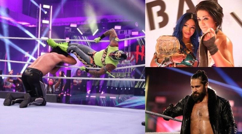 WWE Extreme Rules 2020, Rey Mysterio rischia un occhio