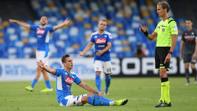 Serie A, Giudice sportivo: 4 calciatori fermati per un turno