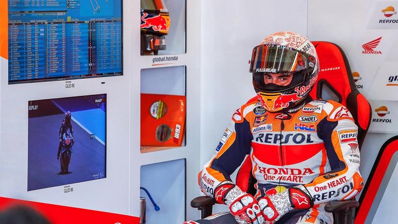 MotoGp, Marquez operato domani: obiettivo correre a Brno il 9 agosto