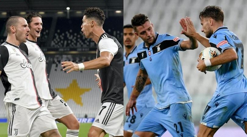 Lazio, solo Immobile non basta: Ronaldo fa doppietta e vola la Juve