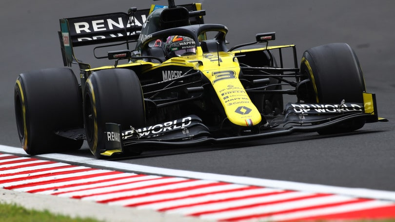 F1 Renault, Ricciardo: