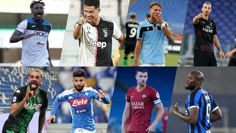 Serie A, la classifica dopo la ripartenza: quante sorprese