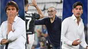 Serie A, le percentuali di permanenza di tutti gli allenatori
