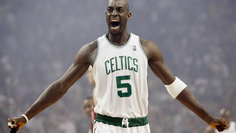 NBA, Kevin Garnett vuole comprare i Minnesota Timberwolves