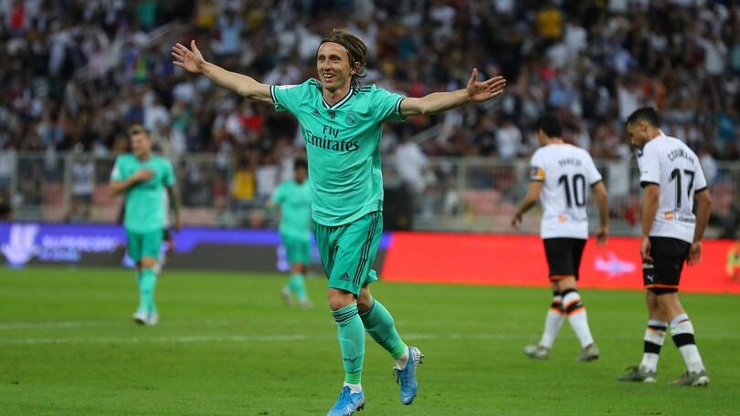 Real Madrid, Modric stuzzica Cristiano Ronaldo: