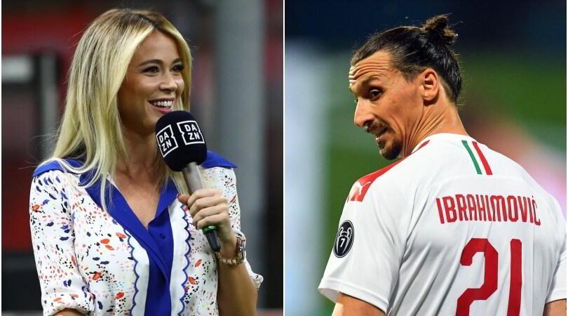Ibrahimovic a cena con Diletta Leotta: a Milano non si parla d'altro