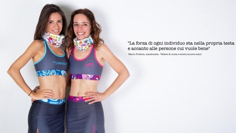 Iovedodicorsa lancia la divisa femminile running: gonna e top