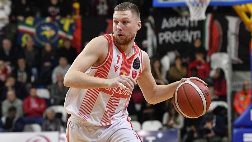 Basket, Ingus Jakovics torna a Varese