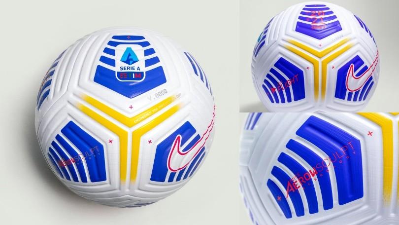 Ecco Nike Flight, il pallone ufficiale della Serie A 2020-21