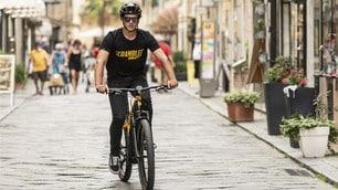e-Scrambler: l'e-bike 'stilosa' di Ducati | le immagini