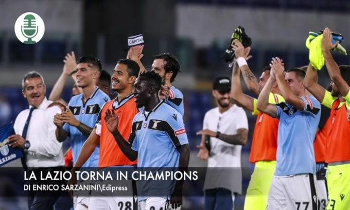 La Lazio in Champions