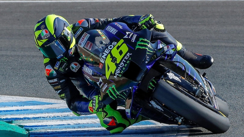 Gp Andalusia, Rossi: