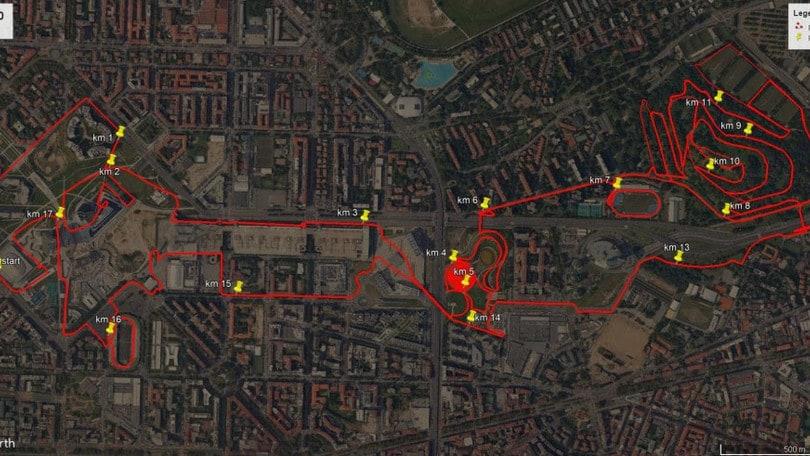 Salomon Running Milano, il 27 settembre si corre su nuovi percorsi