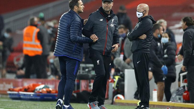 Lampard fa dietrofront e chiede scusa a Klopp: