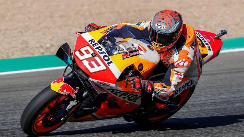 Gp Andalusia, Marquez non ce la fa: rinuncia a qualifiche e gara