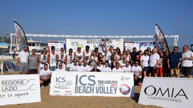Annullato il Beach Volley Tour Lazio