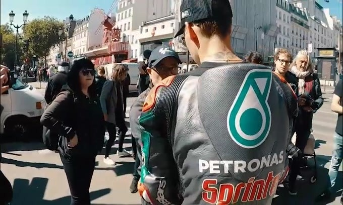 Moto Gp, Jerez: bis di Quartararo, super Rossi: 3°