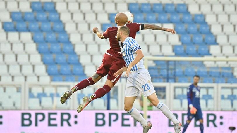 Spal-Torino 1-1, il tabellino
