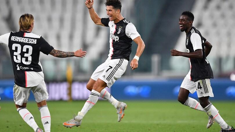 Juve-Sampdoria 2-0, il tabellino - Corriere dello Sport