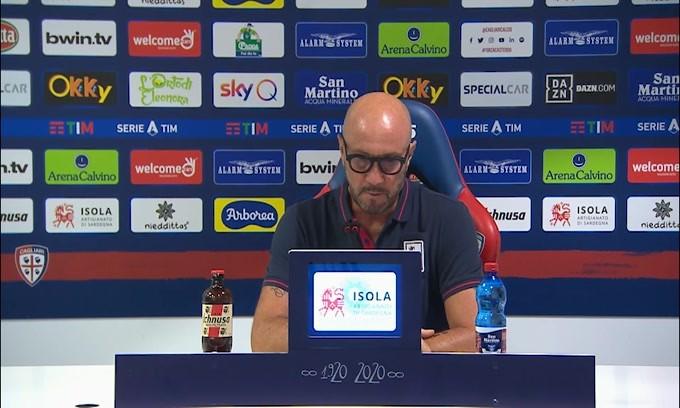 """Zenga: """"Nel secondo tempo c'è stato un altro Cagliari"""""""