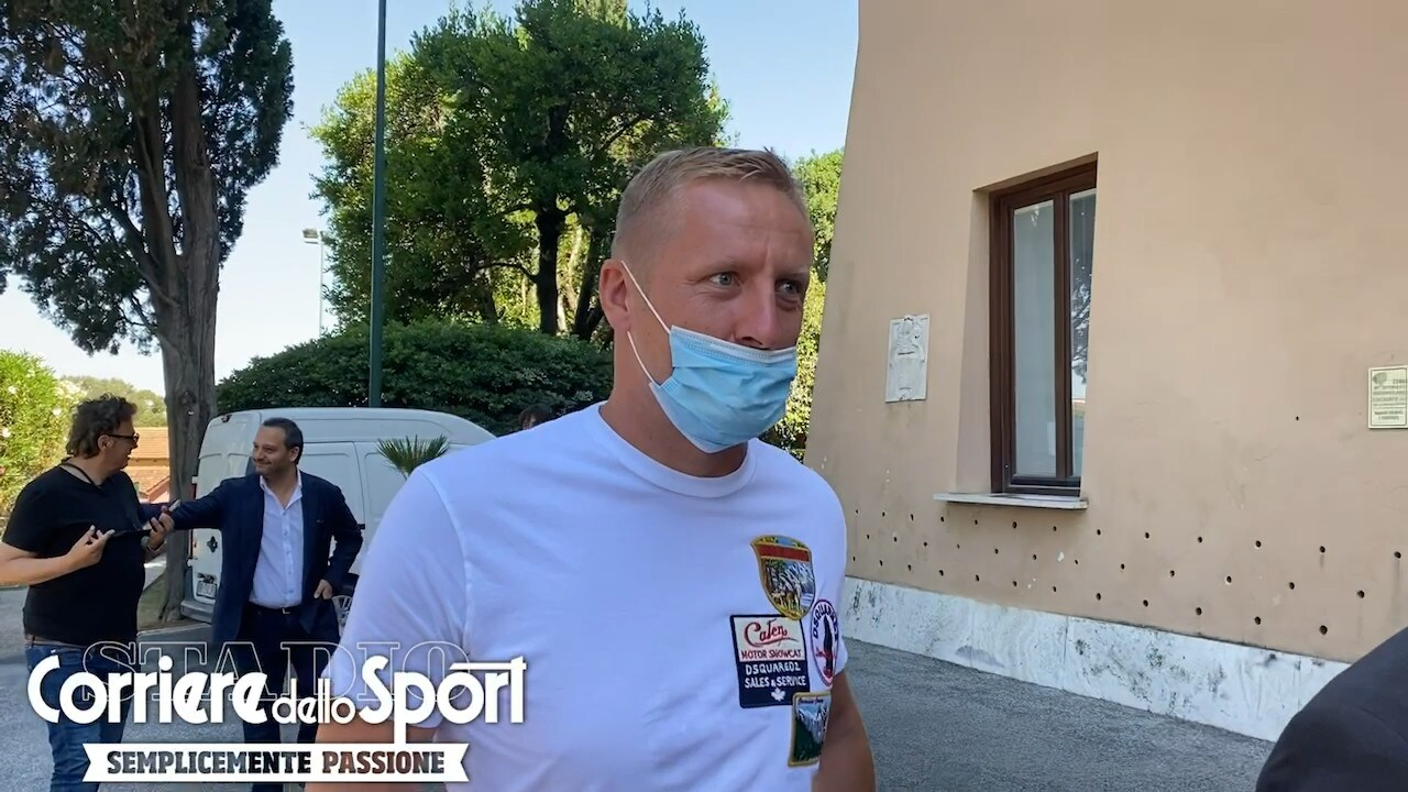 "Benevento, ecco Glik. Esami a Villa Stuart: ""Sono felice"""