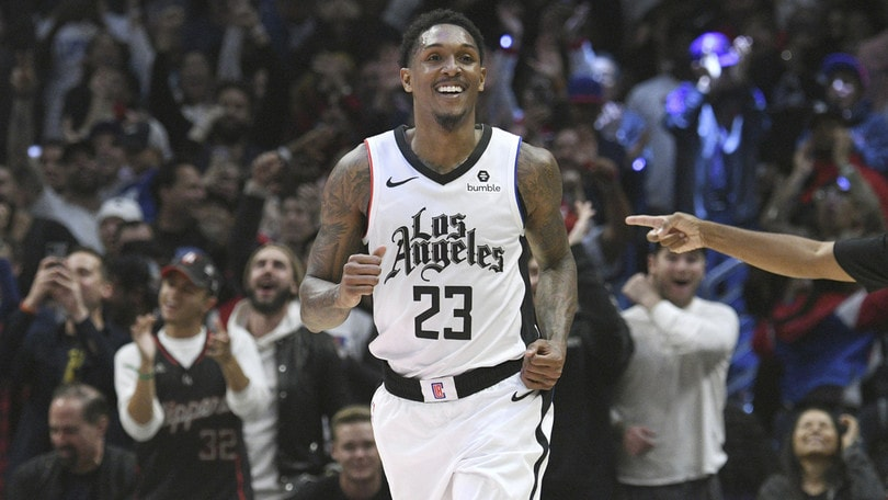 Lou Williams fotografato in uno strip club: 10 giorni in quarantena