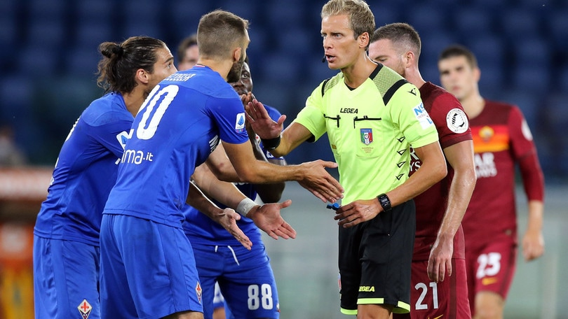 Fiorentina, nessun ricorso contro la Roma: