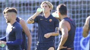Zaniolo lavora duro, la Roma riparte dopo la Fiorentina