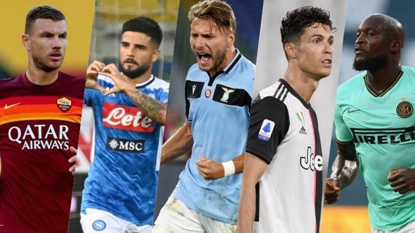 Serie A, tutte le probabili formazioni della 37ª giornata