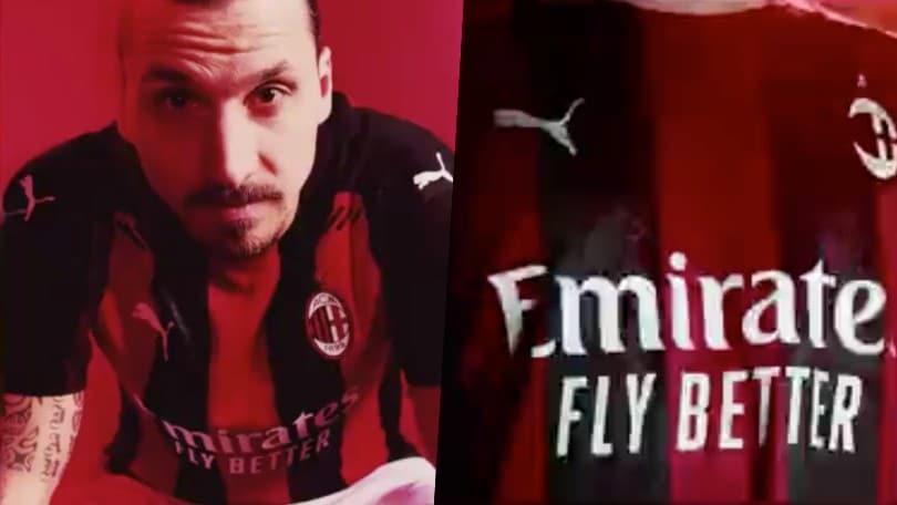 Milan, le nuove maglie 2020-21: ecco il video della presentazione
