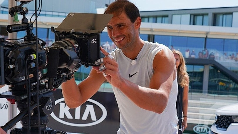 Rafa Nadal e Kia rinnovano la partnership per altri cinque anni