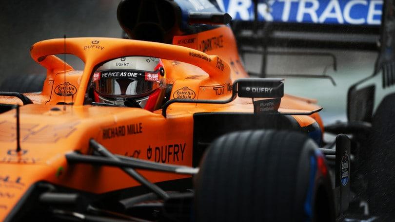 F1 McLaren, Sainz: