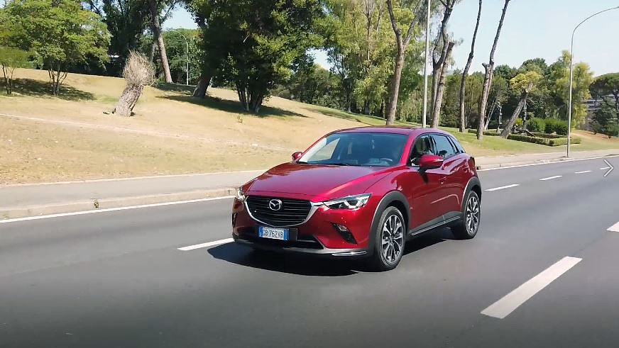 Video: Mazda CX-3, city-crossover pronta a tutto