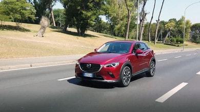 Video: Mazda CX-3, city-crossover pronta a tutto