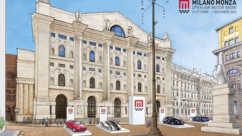 Milano Monza Motorshow, salone a cielo aperto in Piazza Duomo