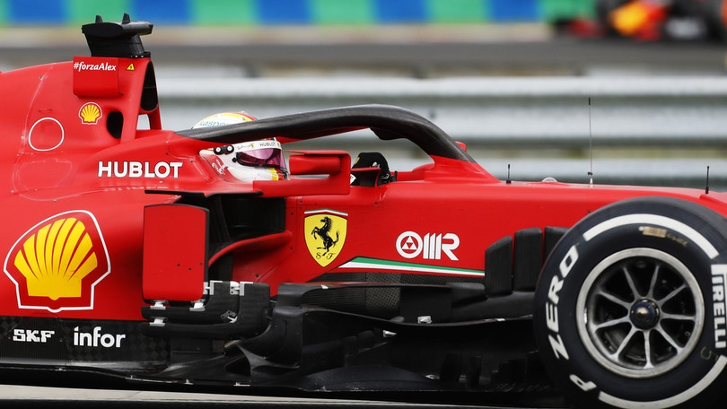 Gp Silverstone, Vettel: