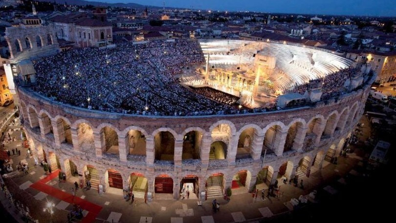 L'Arena di Verona ospiterà la finale di Supercoppa